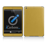 iPad Mini Skins - Brushed Metal - iCarbons - 16