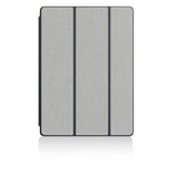 iPad Smart Cover Skins - Brushed Metal - iCarbons - 1