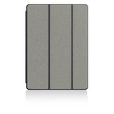 iPad Smart Cover Skins - Brushed Metal - iCarbons - 2
