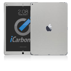 "iPad Pro 12.9"" Skins, 1st Gen (2015 - Mid 2017) - Brushed Metal"