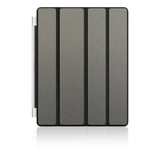 iPad Smart Cover Skins - Brushed Metal - iCarbons - 5