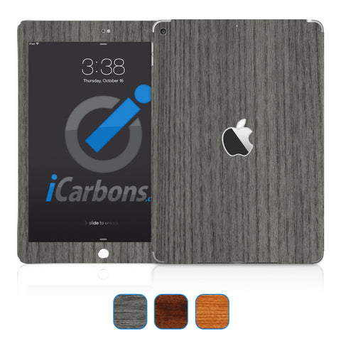 iPad 9.7 inch Skins (Non-Pro) 2017-Current - Wood Grain