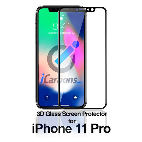 iPhone 11 Pro 3D GLASS (#1 Screen Protector)