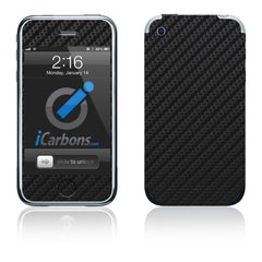 iPhone 2G - Black Carbon Fiber