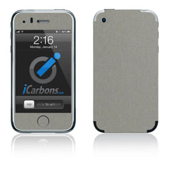 iPhone 2G - Brushed Titanium