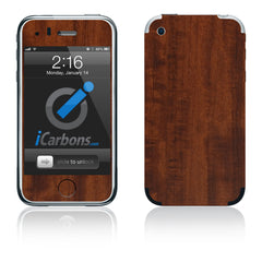 iPhone 2G - Dark Wood