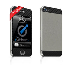 iPhone 4S - Two/Tone - SE Titanium/Black