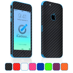 iPhone 5C Skins - Carbon Fiber
