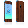 iPhone 5C Skins - Wood Grain - iCarbons - 2