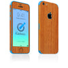 iPhone 5C Skins - Wood Grain - iCarbons - 4