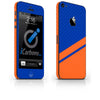 Rally Tilt iPhone 5/5S/SE Skin - iCarbons - 6