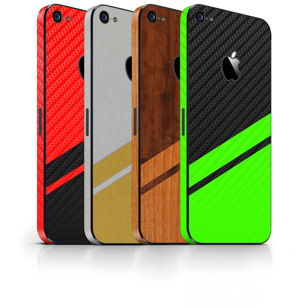 Rally Tilt iPhone 5/5S/SE Skin - iCarbons - 1