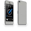 iPhone 5 Skin - Brushed Aluminum - iCarbons - 2