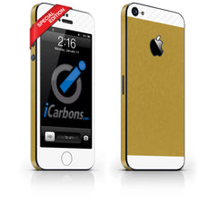 Phone 5 - Two/Tone - SE Gold/White