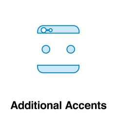 iPhone 5S - Additional Accent Pieces