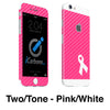 Breast Cancer Awareness iPhone 6-6 Plus Skin - iCarbons - 4