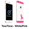 Breast Cancer Awareness iPhone 6-6 Plus Skin - iCarbons - 5