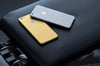 iPhone 6 Plus / 6S Plus Skin - Brushed Gold - iCarbons - 2