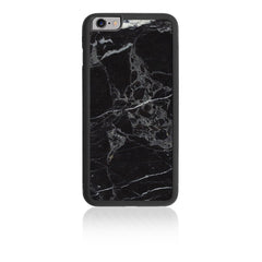 iPhone HD Custom Case - Black Marble