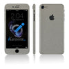iPhone 7 Skins - Brushed Metal - iCarbons - 4