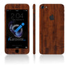iPhone 7 Skins - Wood Grain - iCarbons - 2