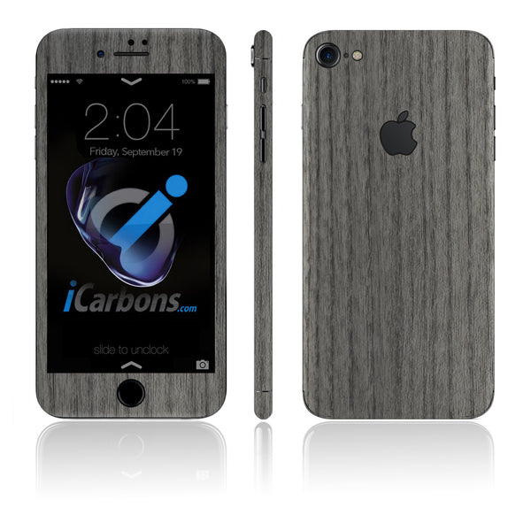 iPhone 7 Skins - Wood Grain
