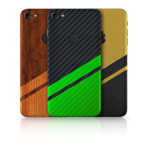 Rally Tilt iPhone 7 Skins - iCarbons - 1