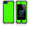 iPhone 5 / 5S HD Skin Case - Carbon Fiber - iCarbons - 6