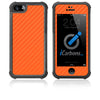 iPhone 5 / 5S HD Skin Case - Carbon Fiber - iCarbons - 8