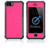 iPhone 5 / 5S HD Skin Case - Carbon Fiber - iCarbons - 4