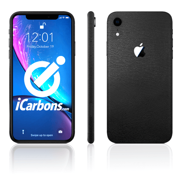 iPhone XR Skins - Leather
