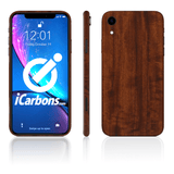 iPhone XR Skins - Wood Grain