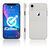 iPhone XR Skins - Carbon Fiber