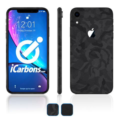 iPhone XR Skins - Stealth Series