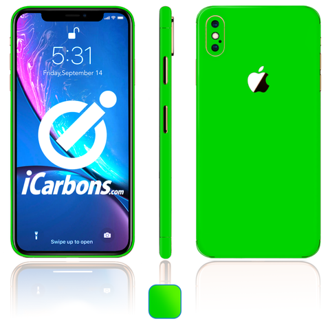 iPhone Xs Max Skins - Street Series
