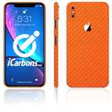 iPhone Xs Max Skins - Carbon Fiber