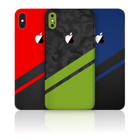 iPhone XS Rally TILT Skins