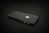 iCarbons iPhone X Black Carbon Fiber Alone