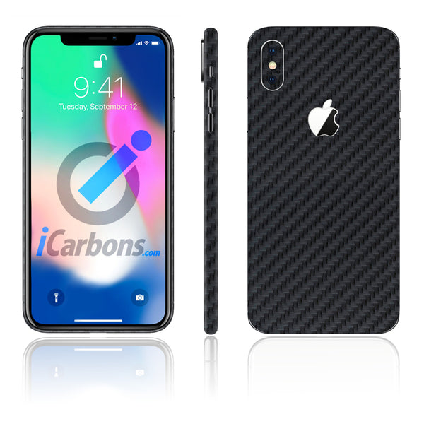 iPhone X Black Carbon