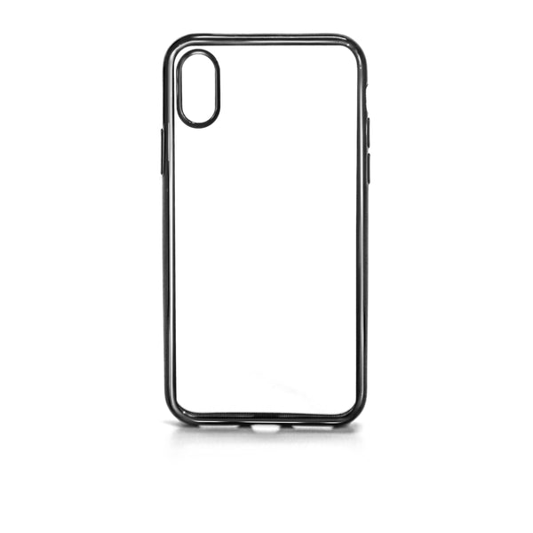 iPhone Xs Max Clear Case (#1 Hybrid Soft Clear Case)