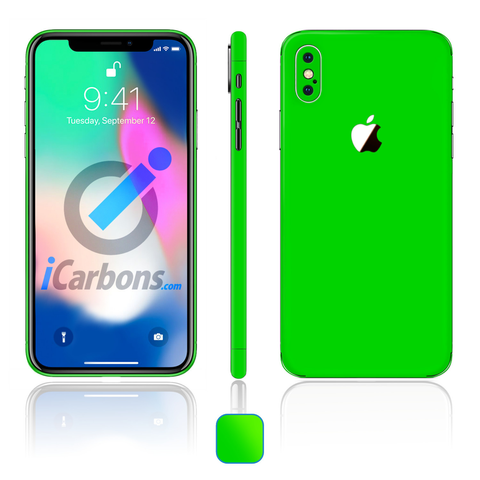 iPhone X Skins - Street Series