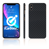 iPhone Xs Skins - Carbon Fiber