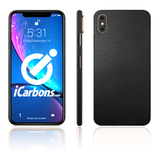 iPhone Xs Skins - Leather