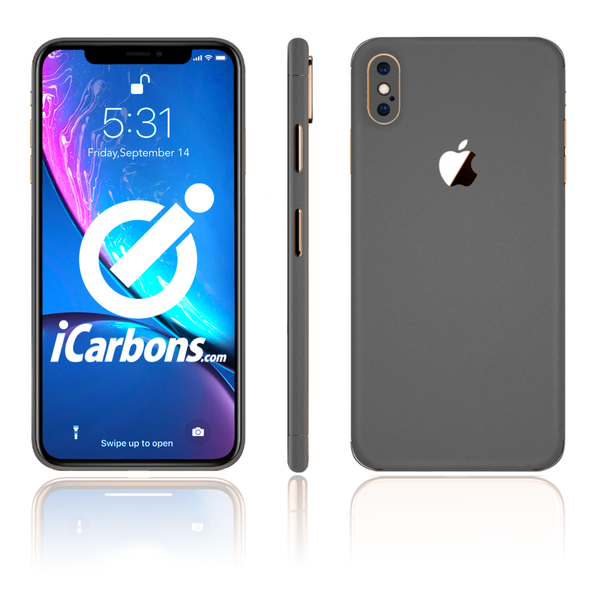 best sneakers a4194 cf8a0 iPhone Xs Skins - Matte Series