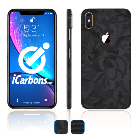 iPhone Xs Skins - Stealth Series