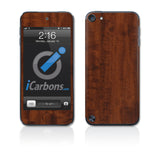 iPod Touch 5th Gen Skins - Wood Grain - iCarbons - 1