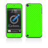 iPod Touch 5th Gen Skins - Carbon Fiber - iCarbons - 6