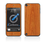 iPod Touch 5th Gen Skins - Wood Grain - iCarbons - 2