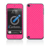 iPod Touch 5th Gen Skins - Carbon Fiber - iCarbons - 4