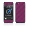 iPod Touch 5th Gen Skins - Carbon Fiber - iCarbons - 7